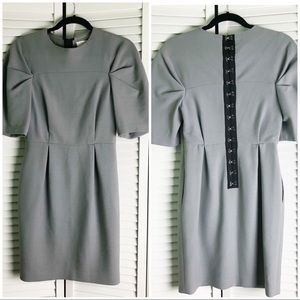 3.1 Phillip Lim Gray Dress with Side Pockets 2